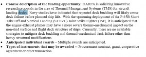 fragment uit het rapport Thermal Management System (TMS) Darpa