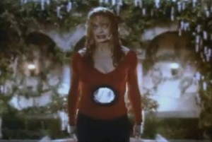 Inspiratie voor Barbie? Goldie Hawn in Death Becomes Her. 'I can see right through you!'