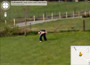 street view mooning